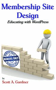 Membership Site Book - small